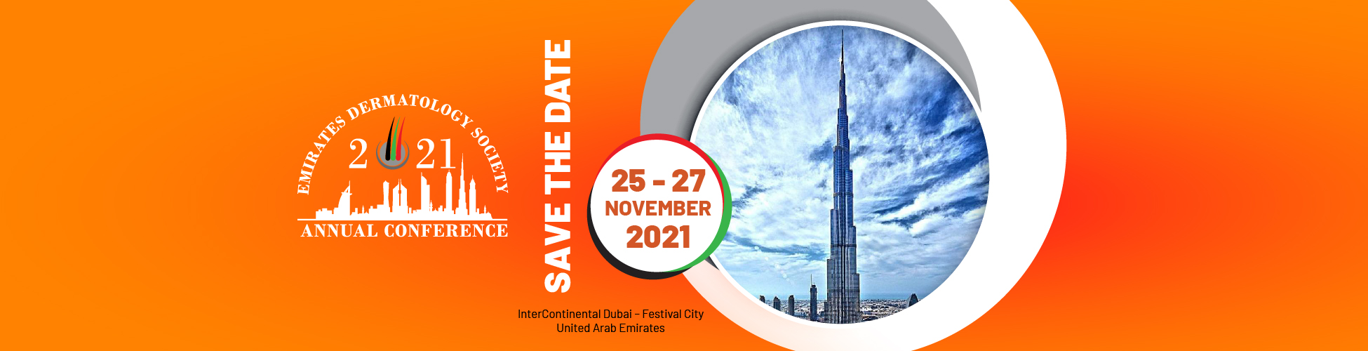 Emirates Dermatology Society Conference 2021