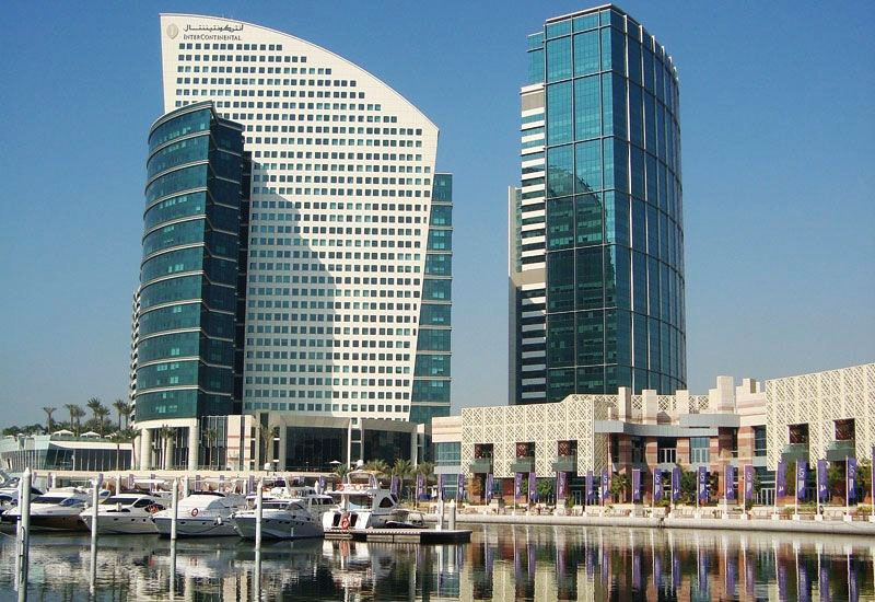 The InterContinental Dubai – Festival City