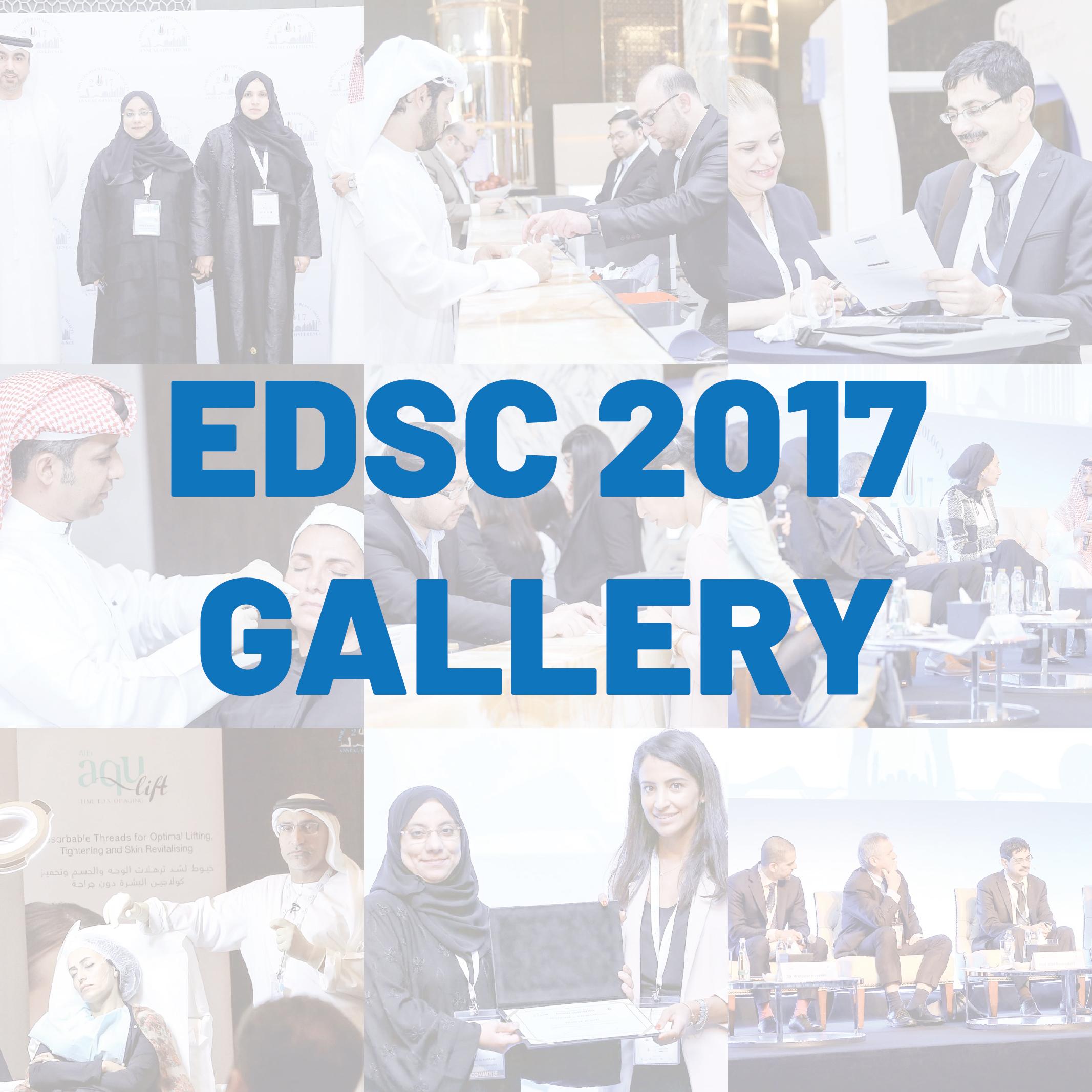 EDSC 2017 GALLERY