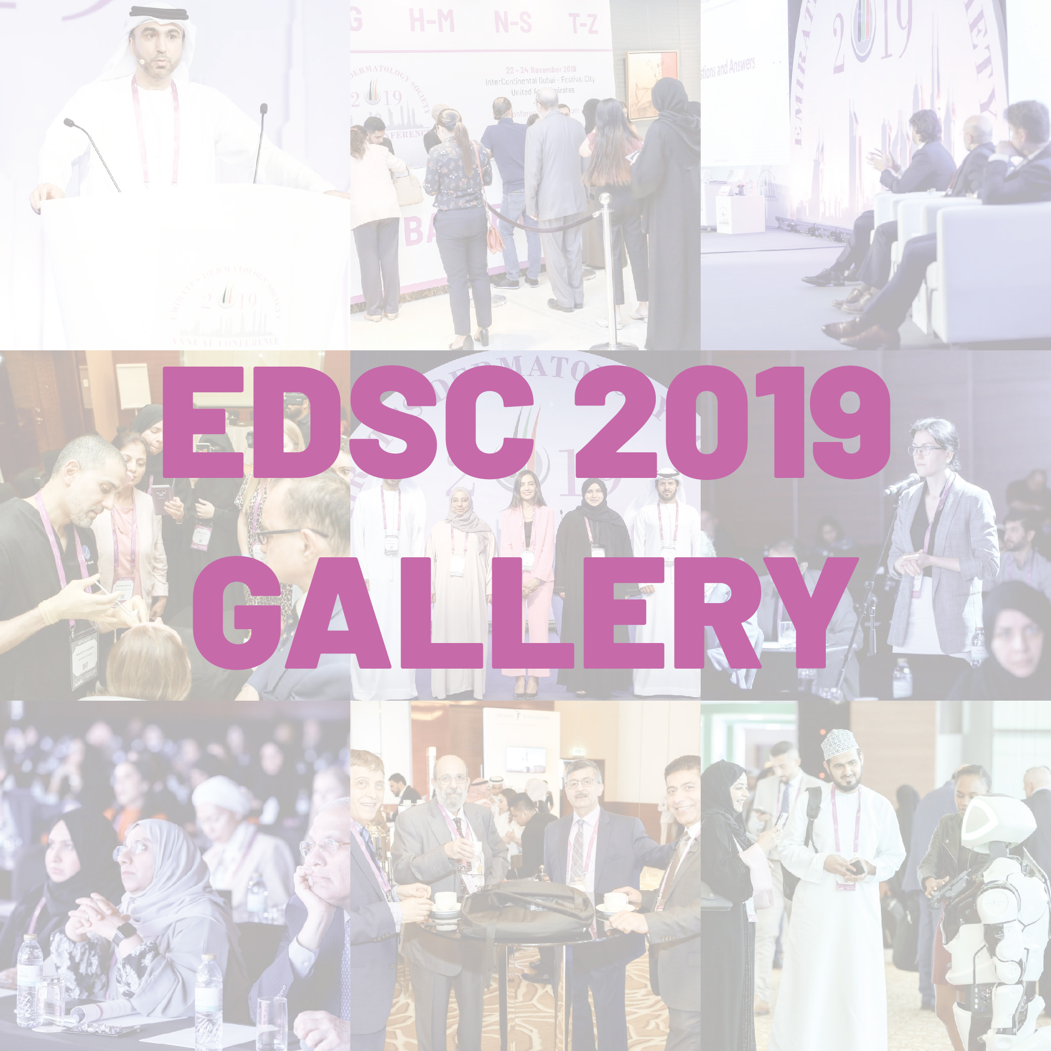 EDSC 2019 GALLERY