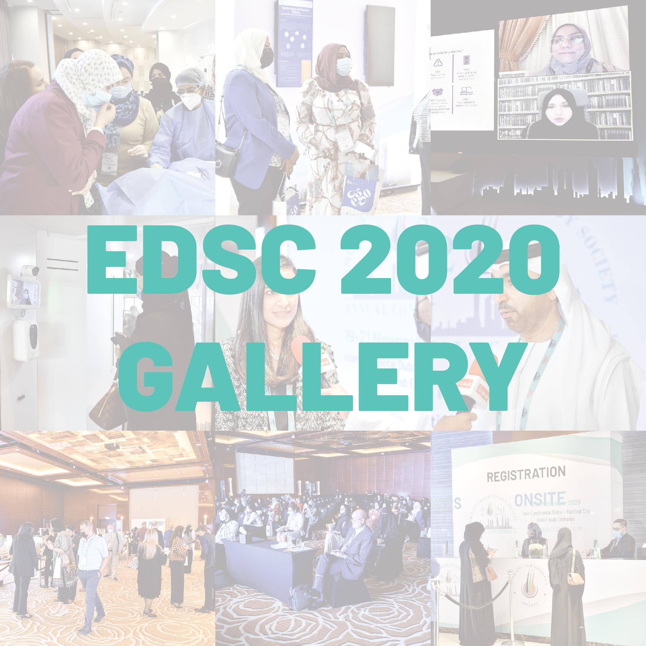 EDSC 2020 GALLERY